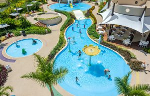 Kids' Club pools