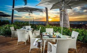 Costa Arena seafood restaurant